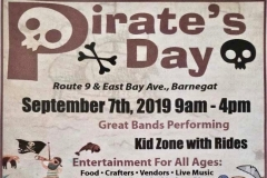 Barnegat Pirates Day 2019