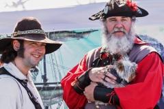 Devlin & Doc with a Seadog