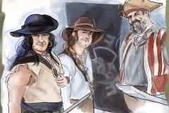 Courty, Devlin, & Jack