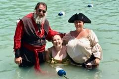 Doc, Mermaid Koral, & Lolli