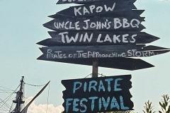 Next stop... Pirate Fest!